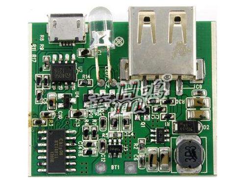 网络数码产品控制板pcba加工